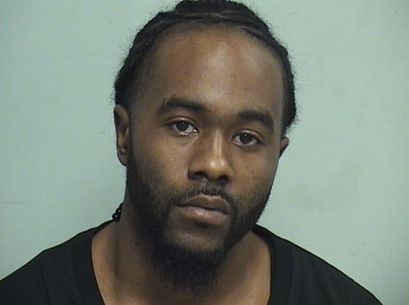 Wanted shooting suspect found hiding in cabinet at Waukegan home