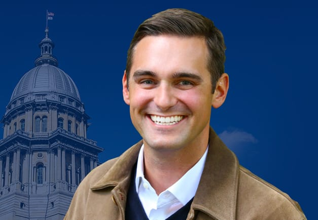 Former state Rep. Nick Sauer charged for allegedly posting private sexual photos online