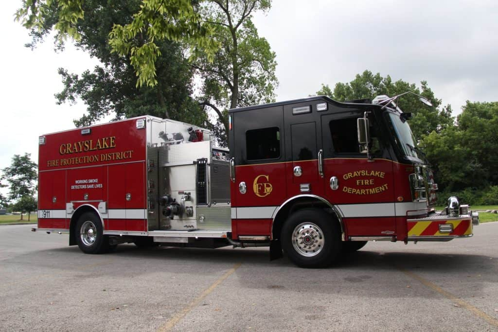 Grayslake Fire Engine