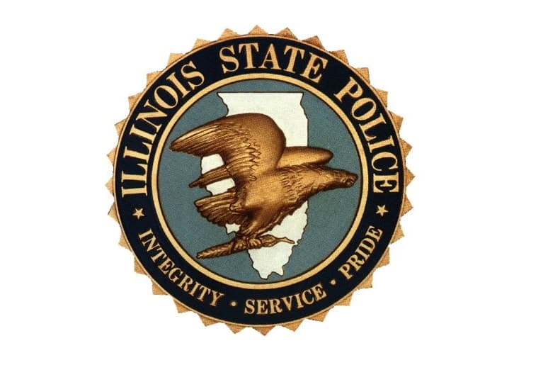 Drunk driver smashes into Illinois State Police car near Lake Forest