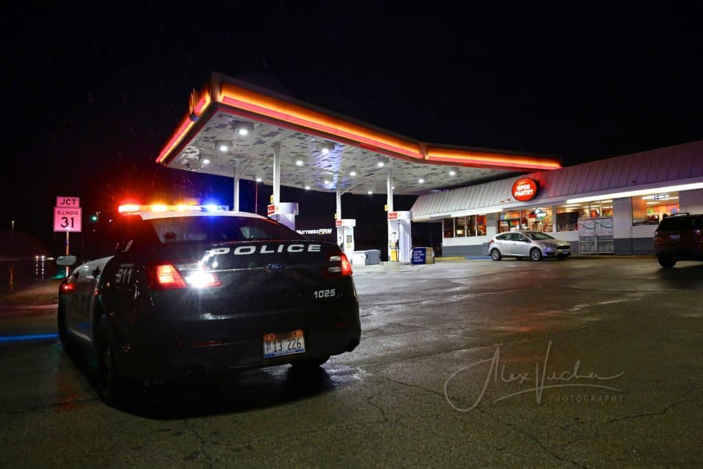 String of armed robberies reported at gas stations in Crystal Lake, Island Lake