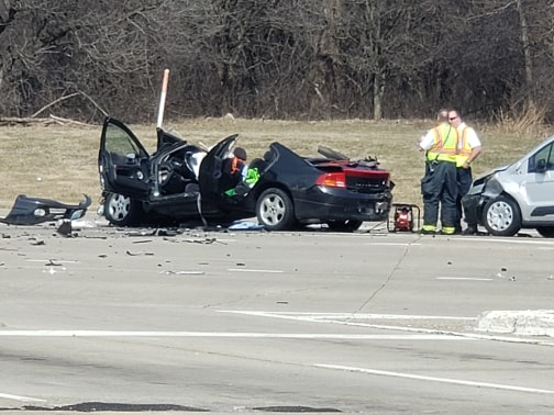 23-year-old woman killed in North Chicago crash