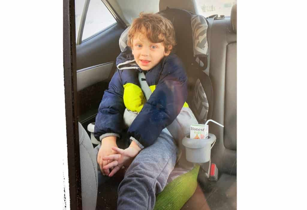 3-year-old boy reported missing from Buffalo Grove