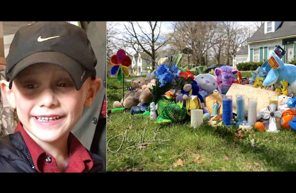 Body of missing 5-year-old Andrew Freund found near Woodstock; parents charged with murder