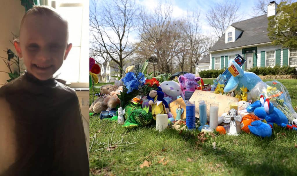 Vigils planned for 5-year-old Andrew Freund at his Crystal Lake home, Woodstock Square