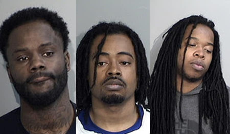 3 suspects charged with attempted murder of police officer after North Chicago shootings