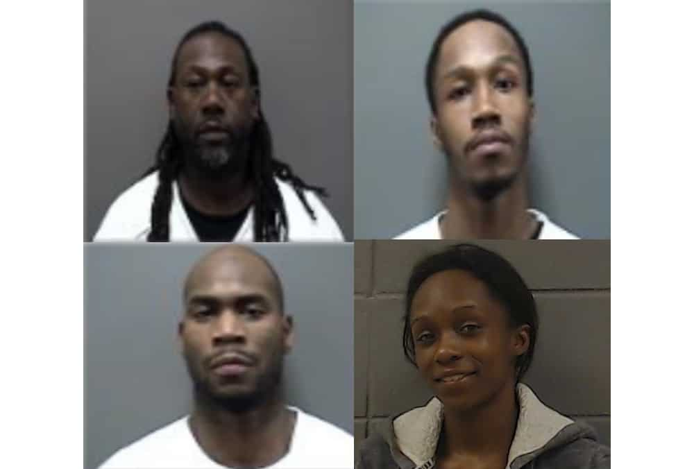4 suspects arrested in connection with Woodstock home invasion, police say
