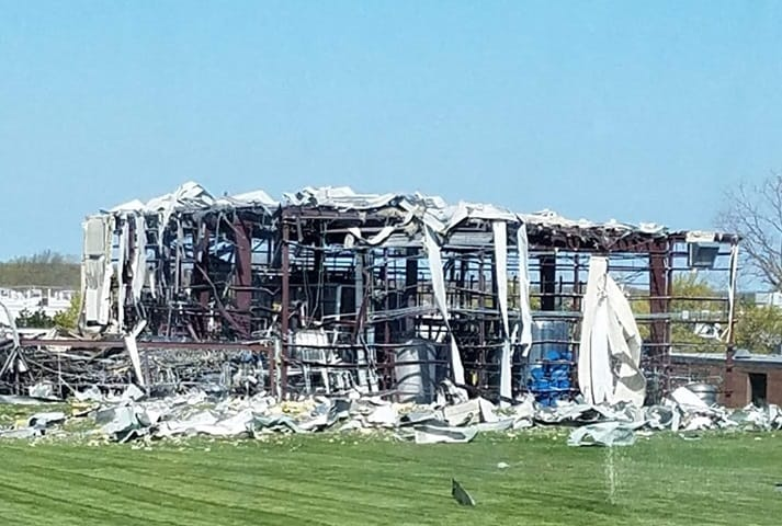 Coroner says second body recovered from site of Waukegan plant explosion, bringing deaths up to 3