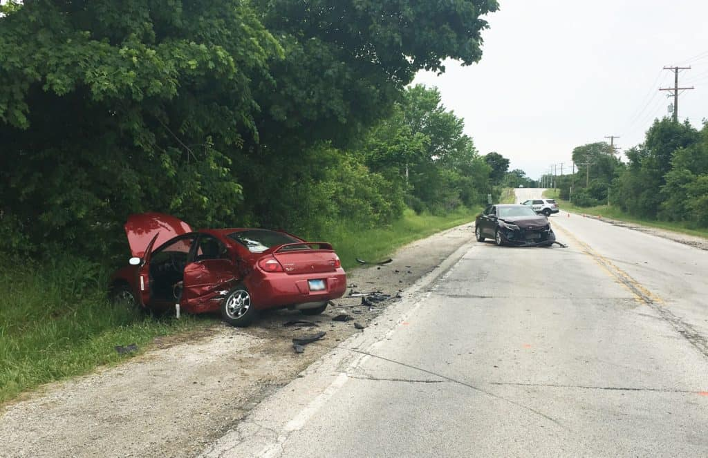 89-year-old woman killed after crash in unincorporated Grayslake