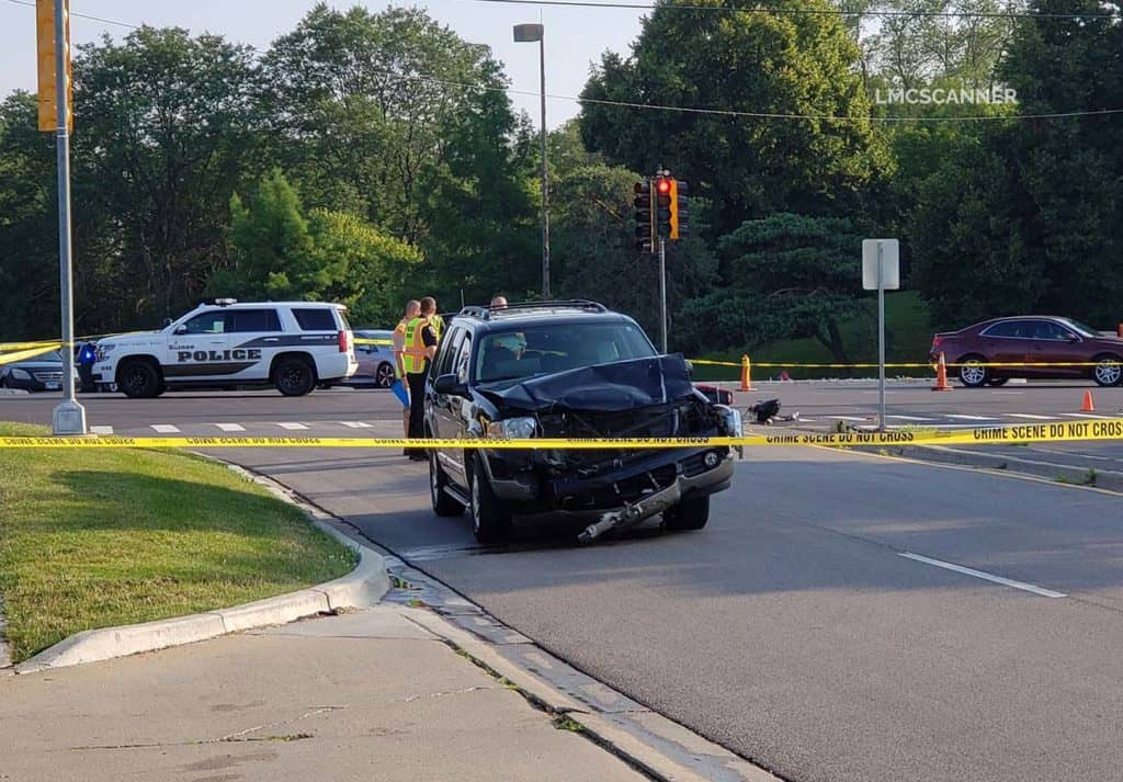 23-year-old motorcyclist killed in crash with SUV in Gurnee