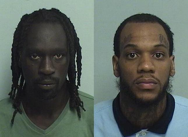 Two men accused of spending fake $100 bills in Vernon Hills stores