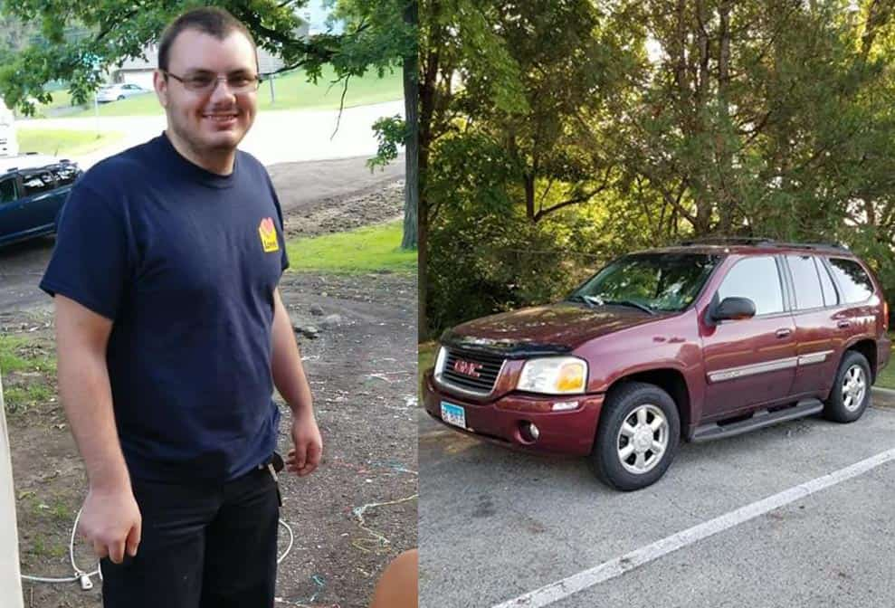 Police continue to search for missing Hebron man