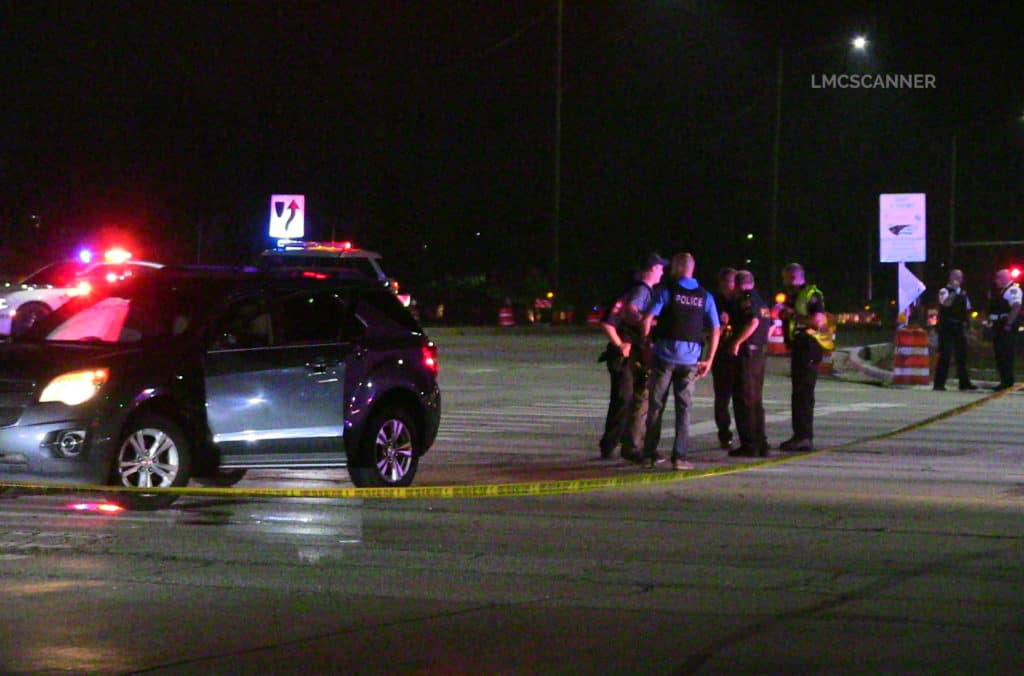 Owner fatally shoots man trying to steal his car, 5 other suspects arrested after police chase