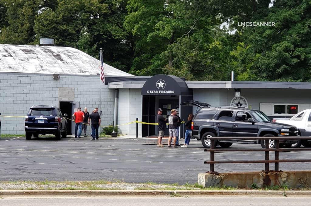 Man dies after renting gun, intentionally shooting himself at gun range in Zion, police say