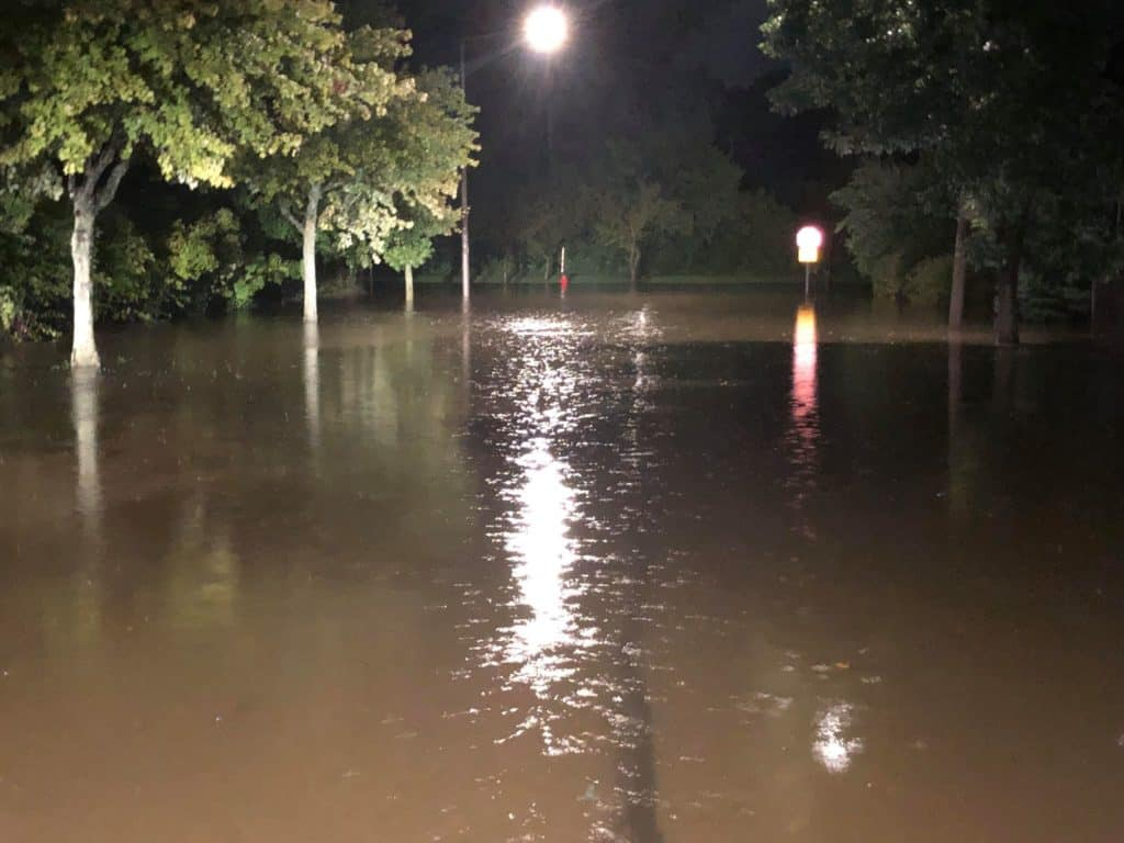 Overnight rain floods homes, closes roadways in Lake County; multiple people rescued