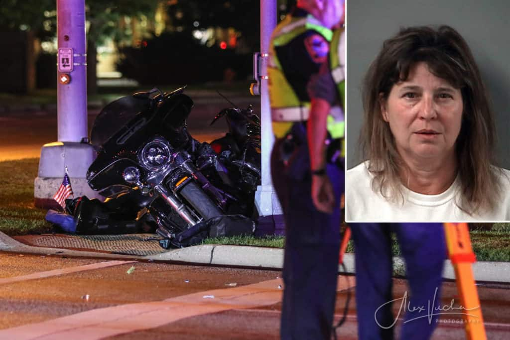 Coroner IDs man killed in hit-and-run crash in Crystal Lake; woman charged in connection