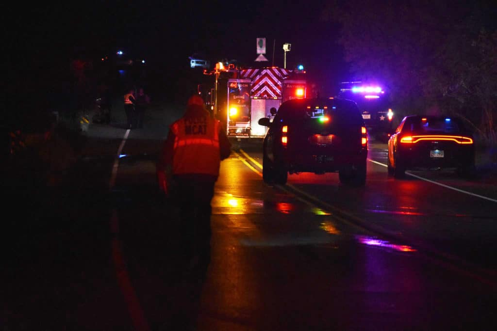 Police, coroner identify victims of police chase that ended in a fatal fiery crash in Fox Lake