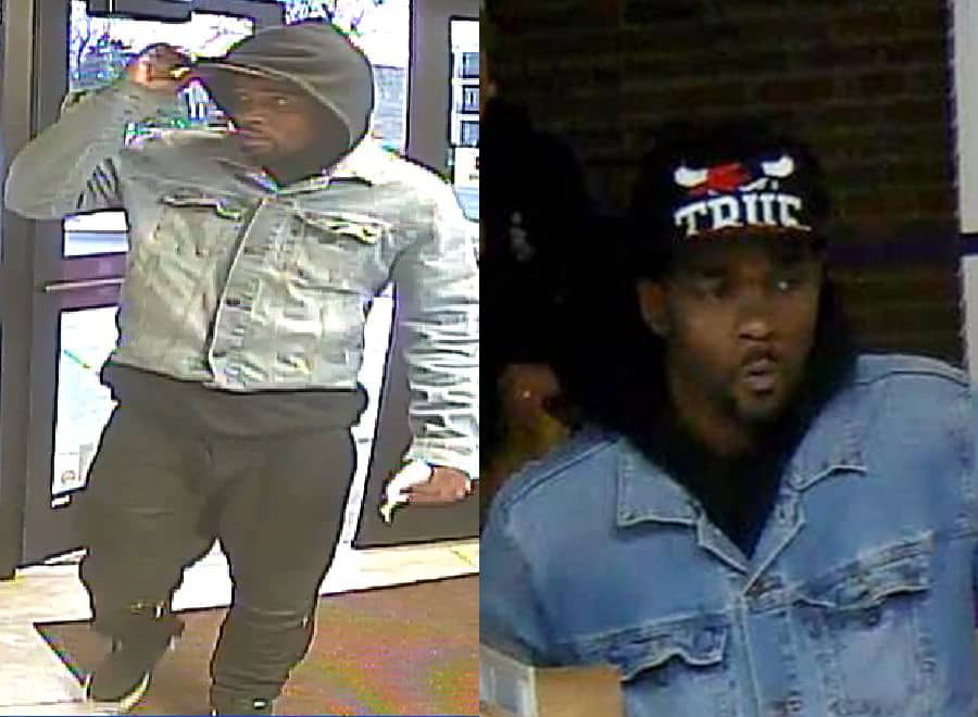 Police searching for suspect in Waukegan bank robbery