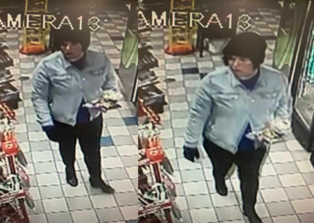 Police release new photos of armed woman who tried robbing Crystal Lake gas station