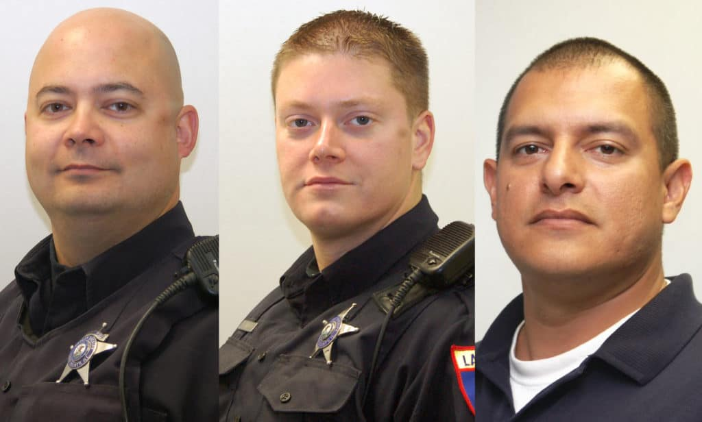 Three Lake County sheriff's deputies save man attempting suicide in Beach Park