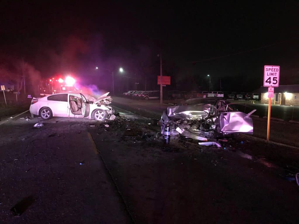 3 dead after head-on crash in Beach Park
