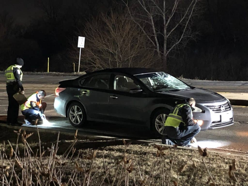 Police investigating after 39-year-old pedestrian struck by car in Vernon Hills