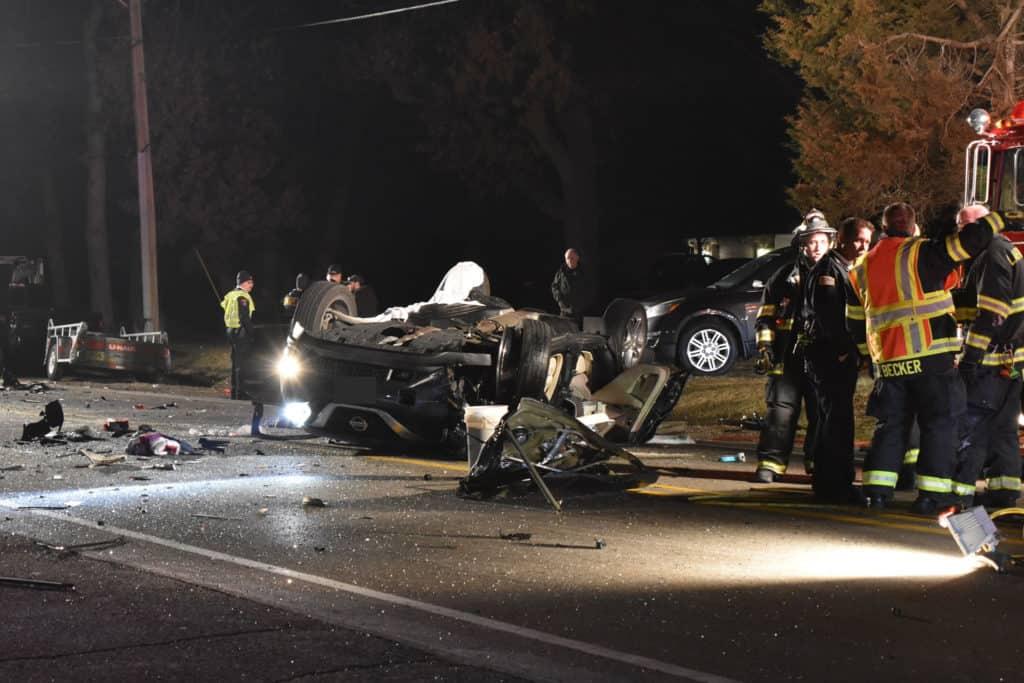 Coroner IDs grandmother killed in Lake Villa crash that also left her 1-year-old grandson dead