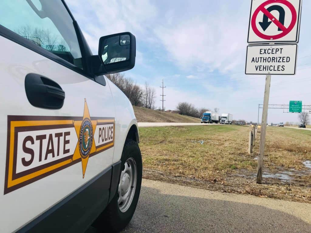 Extra 'Move Over' Law patrols result in 281 citations, 77 arrests, ISP says
