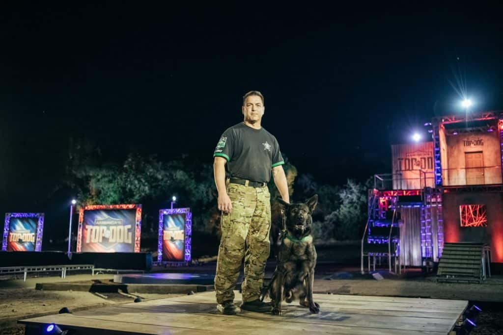 Lake County Sheriff K-9 Dax will appear on national TV series 'America's Top Dog'