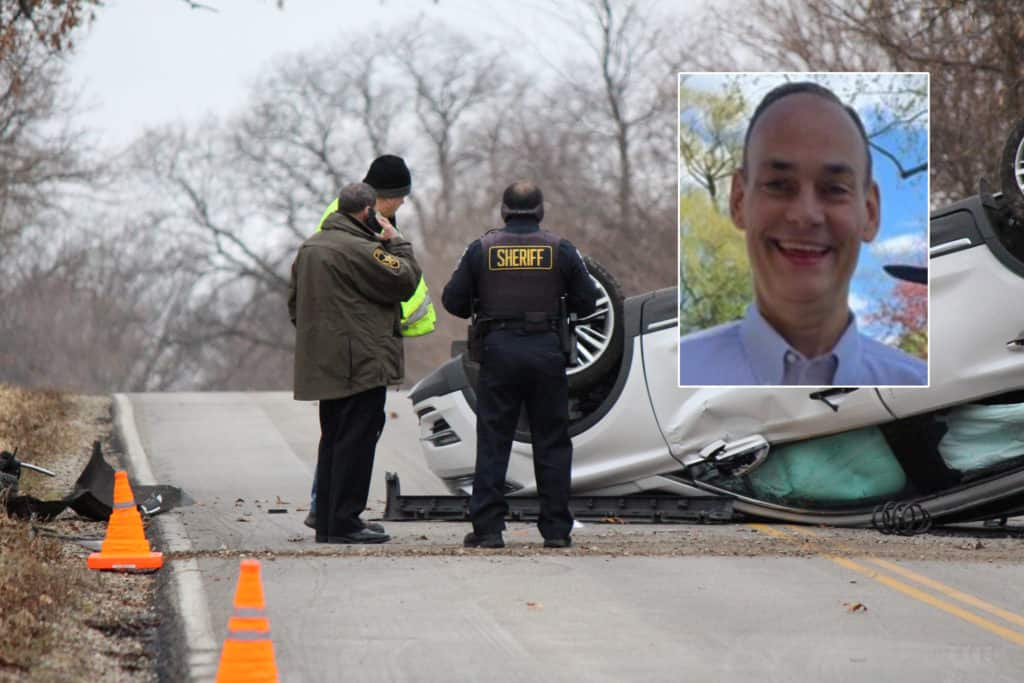 Vice president of Walker Bros pancake house died of medical event before Wauconda crash