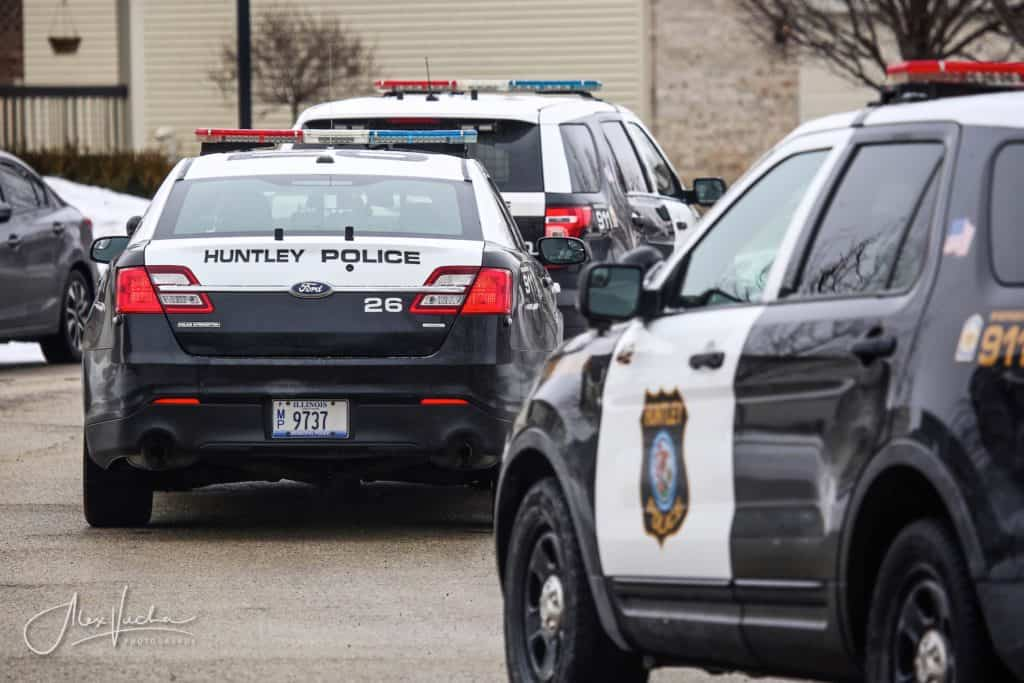 Police searching for suspects after rash of residential burglaries reported in Huntley