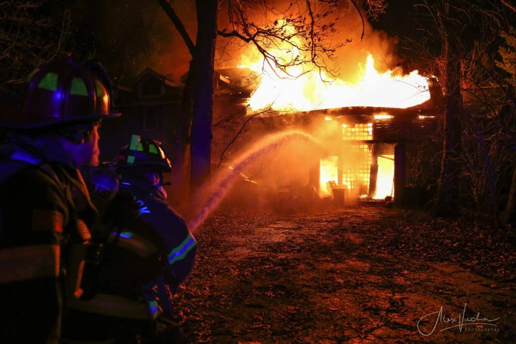 Fire destroys home in Bull Valley, fire officials say