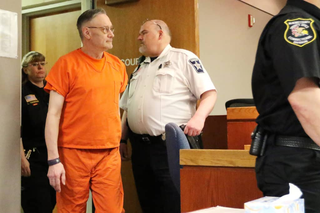 Andrew Freund Sr. expected to accept plea deal on Friday in murder of his son