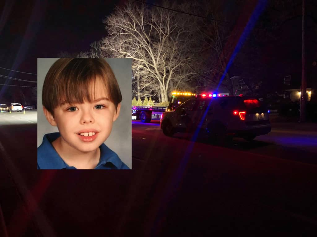 Vehicle in hit-and-run of Deerfield boy recovered, person of interest being interviewed