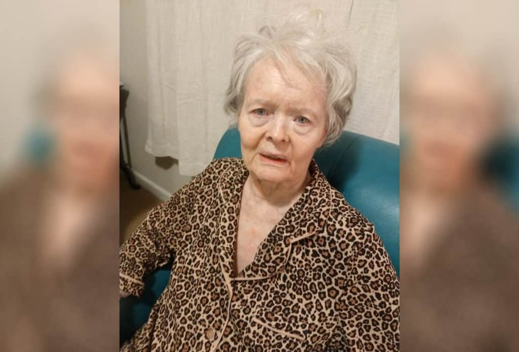 Elderly woman with dementia located after walking out of Deer Park assisted living facility