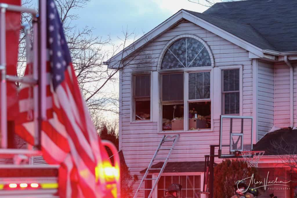Family displaced after fire leaves Crystal Lake home uninhabitable