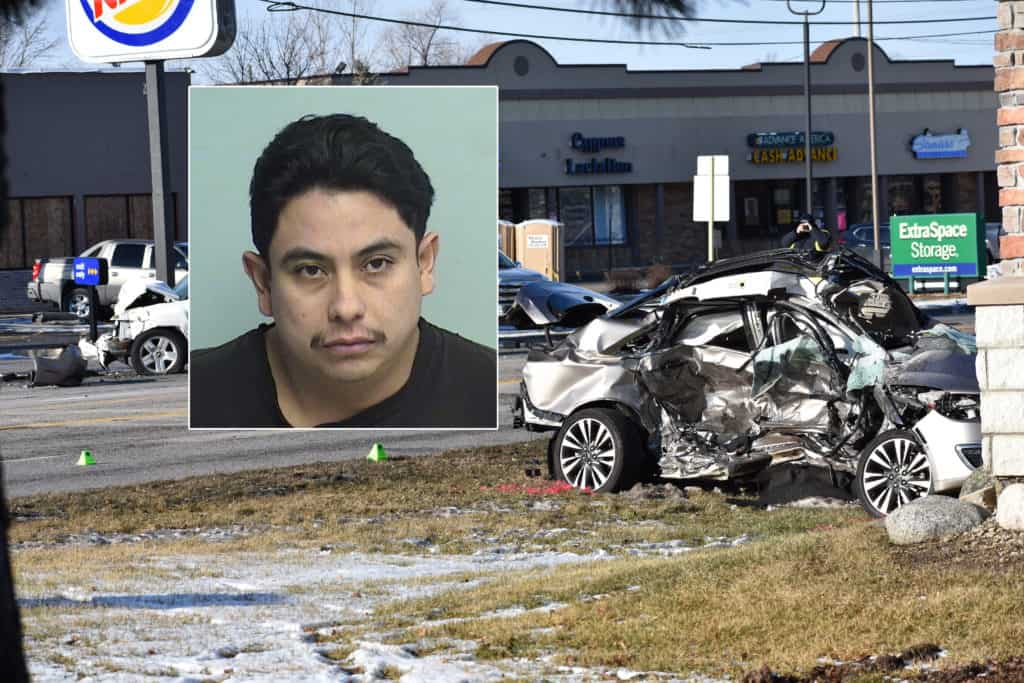 Man charged with DUI in high-speed crash that killed Buffalo Grove man in Mundelein