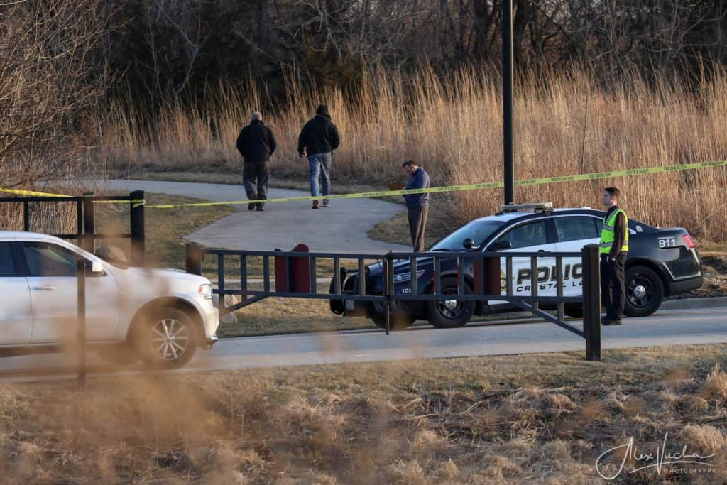 Several subjects in custody after man found dead at Three Oaks Recreation in Crystal Lake
