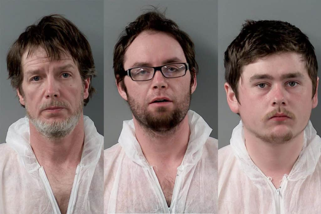 3 charged with murder, robbery of man at Three Oaks Recreation in Crystal Lake