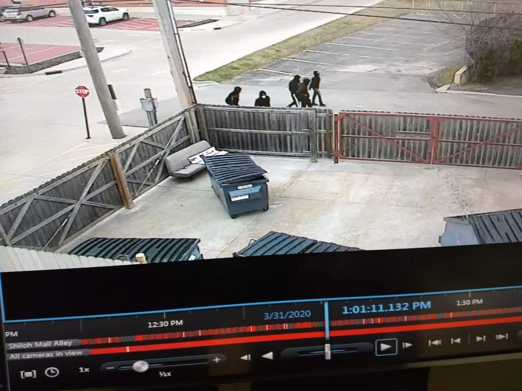Five men carjack, rob man at gunpoint in Zion