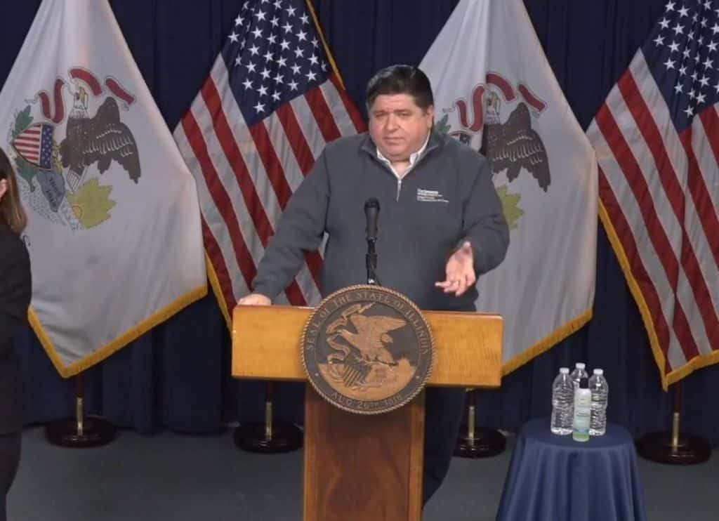 IL judge overturns Pritzker's 'stay-at-home' order
