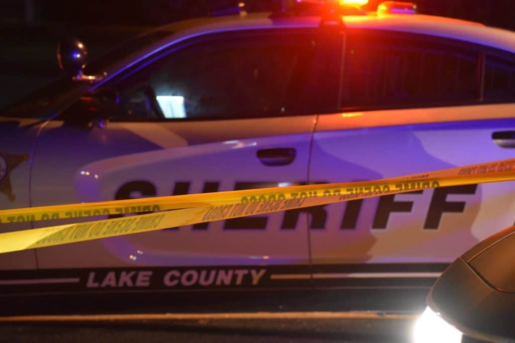 Police prepare following social media reports of planned looting in Lake County