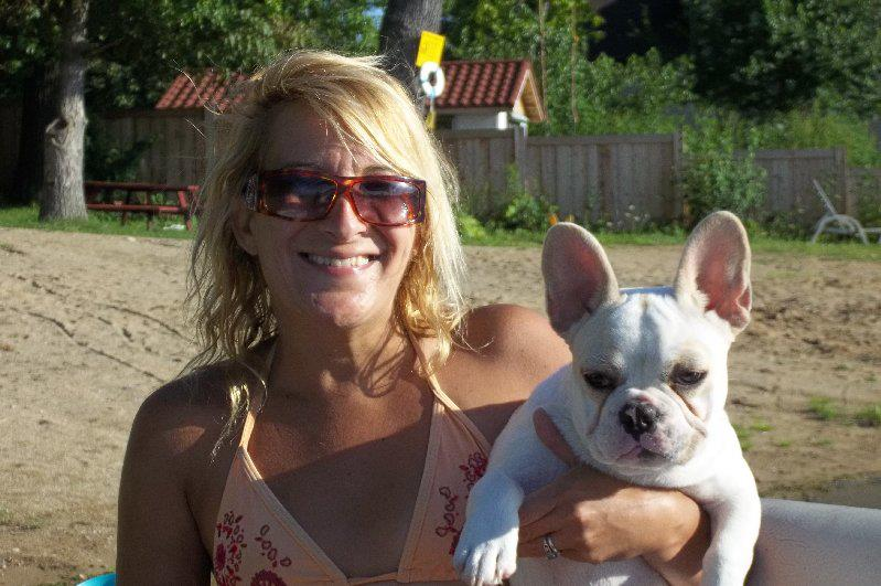 Fox Lake woman was attacked and killed by her own French bulldog, coroner says