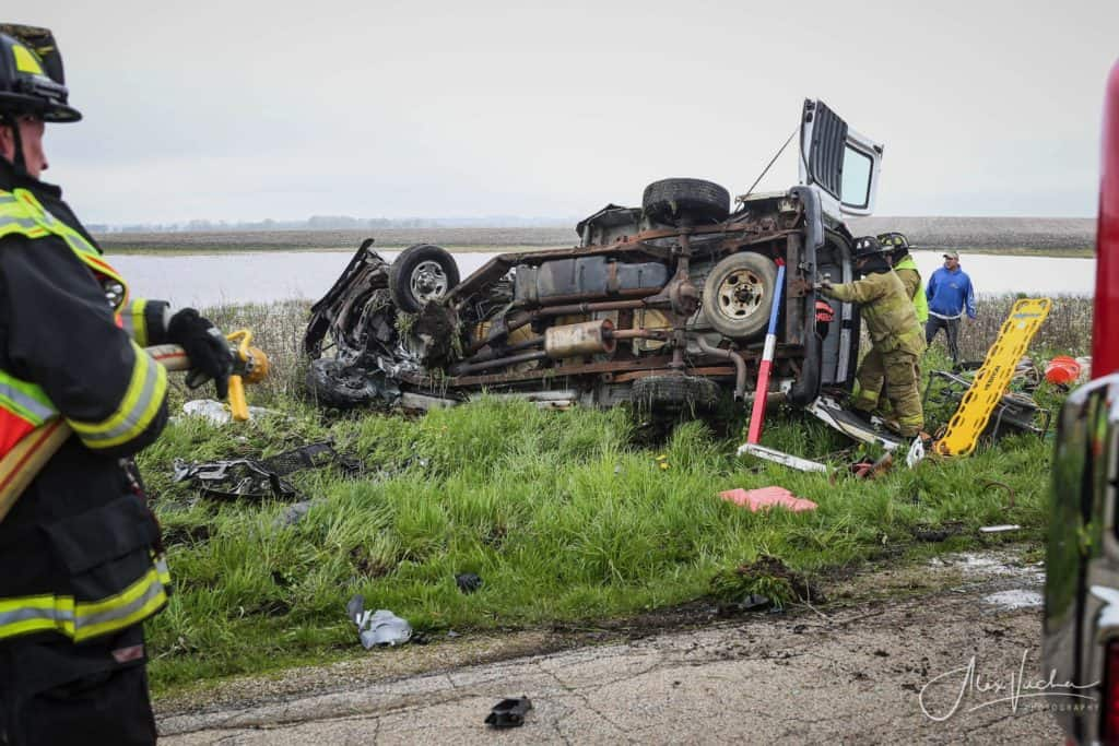 Authorities identify McHenry man killed in Hebron crash