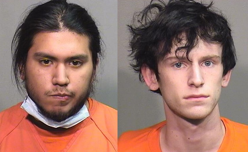 2 arrested after man stabbed, robbed near Crystal Lake
