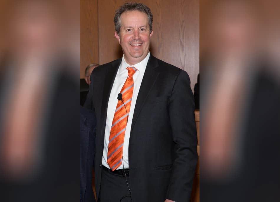 Crystal Lake Mayor Aaron Shepley dies