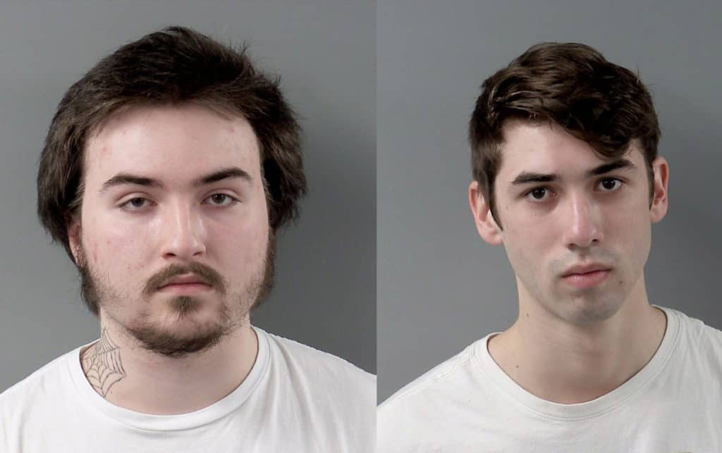 Two men charged with robbing man of marijuana, THC cartridges in Crystal Lake