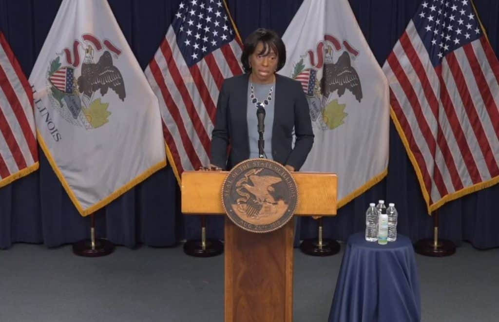 Illinois announces largest single-day increase in COVID-19 cases