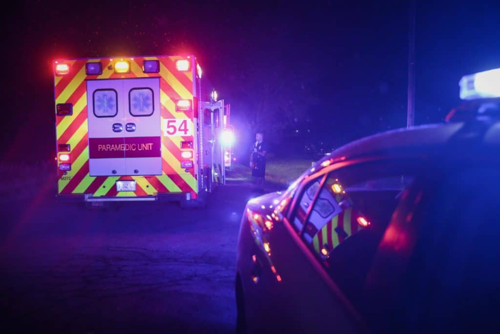 2 stabbed, 2 others injured during disturbance at large party in Woodstock