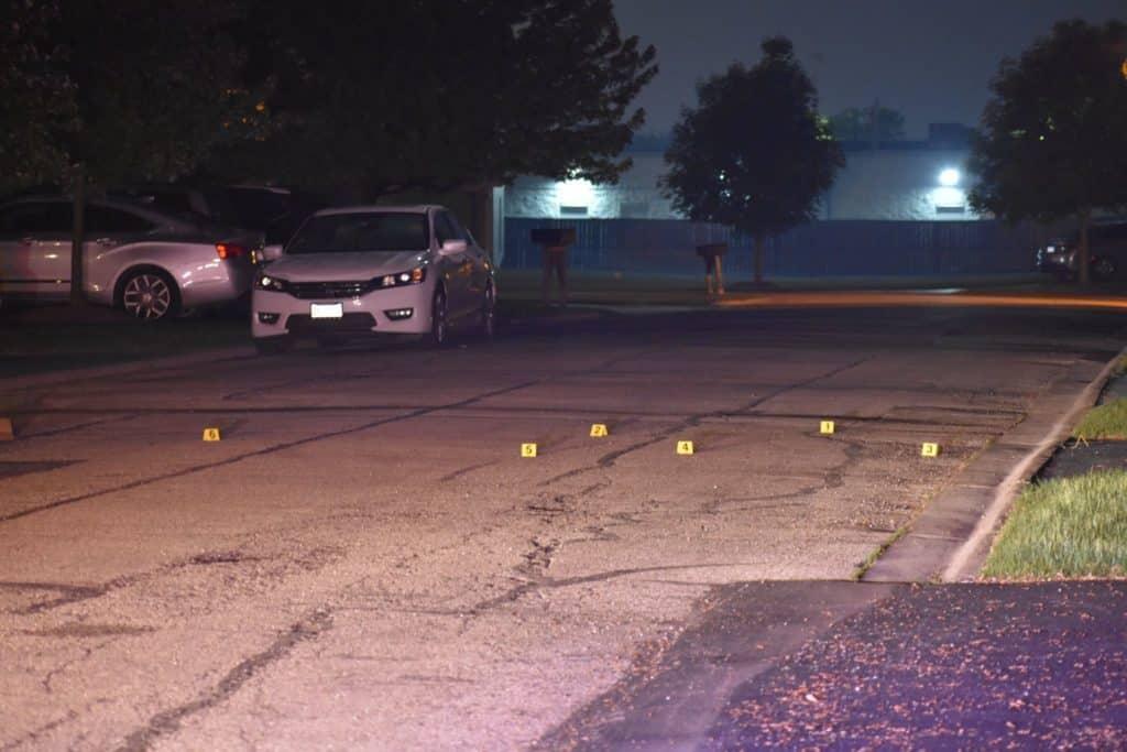 Two people shot in weekend shooting in Zion